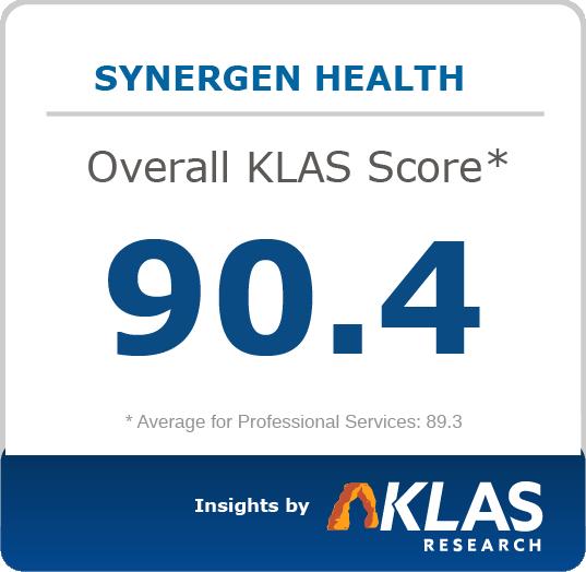 Boston Software Systems KLAS overall Vendor Score: 90.8