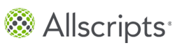 Allscripts Company logo