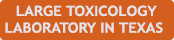 toxicology laboratory in texas