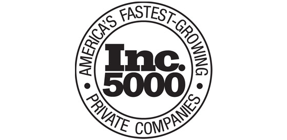 inc 5000 america`s fastest growing company