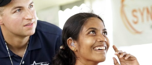 starkey hearing foundation hearing mission sri lanka
