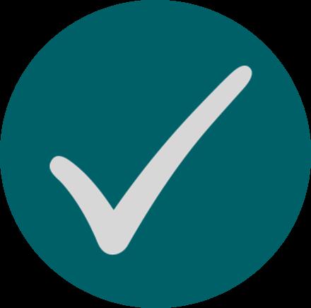 checked mark icon